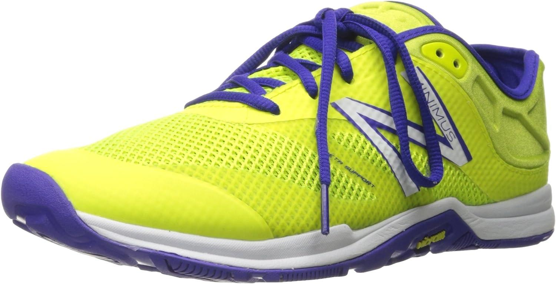 Amazon.com | New Balance Women's 20v5 Minimus Training Shoe ...