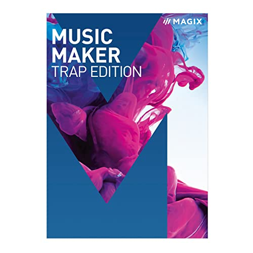 MAGIX Music Maker - Trap Edition - Musik und Trap-Beats selber machen [Download]