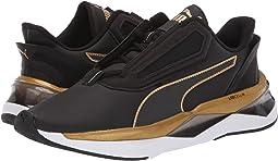 Puma Black/Puma Team Gold