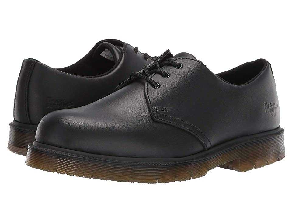 Dr. Martens Arlington NS 3-Eye Shoe (Black) Lace up casual Shoes