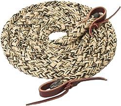 Weaver Leather Silvertip Hollow Braid Roper Rein