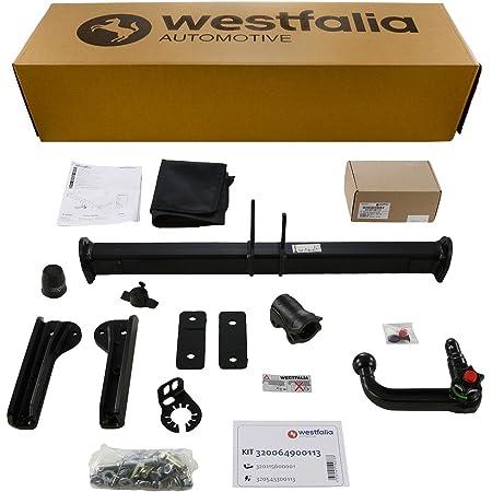 Westfalia Abnehmbare Anhängerkupplung Ahk Für V70 Xc70 Bj Ab 09 2007 Im Set Mit 13 Poligem Fahrzeugspezifischen Westfalia Elektrosatz Auto