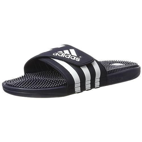 e42bf4191 adidas Men s Addissage Slides Flip Flops Fitness Shoes