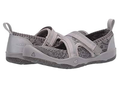 Keen Kids Moxie Sport MJ (Little Kid/Big Kid) (Silver) Girl