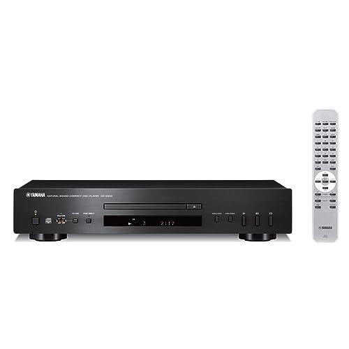 Yamaha CD-S300 Lecteur CD mp3 wma USB Noir