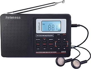 Amazon.es: radio de onda corta