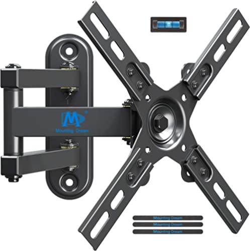 Mounting Dream TV Wall Mount Full Motion for Most 17-39 Inches LED LCD TV/Monitor, Computer Monitor Mount with Articu...