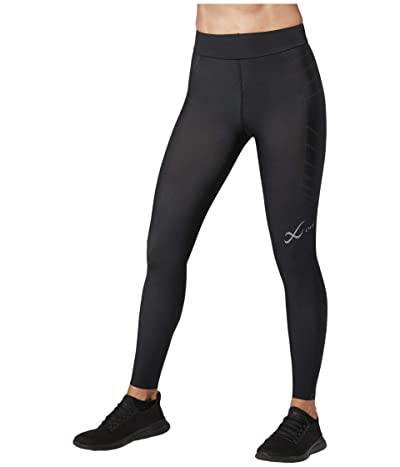 CW-X Speed Model Compression Tights (Black) Women