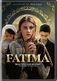 Uplifting Story FATIMA arrives on Digital Oct. 13 and on DVD Oct. 27 from Universal Pictures