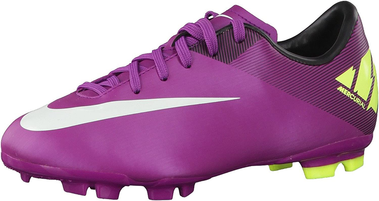 Nike Junior Mercurial Victory II FG (Red Plum Windc)
