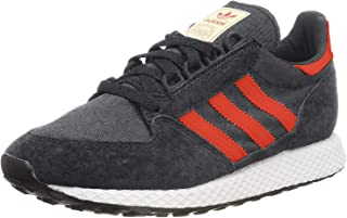 Adidas Men's Forest Grove Leather Sneakers