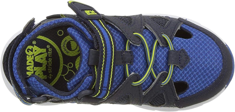 Stride Rite Unisex-Child Made 2 Play Ryder Sneaker