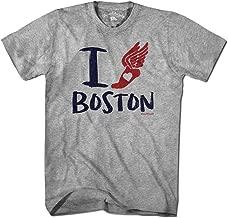 I Run Boston T-Shirt
