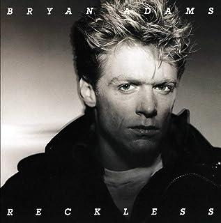 BRYAN ADAMS - RECKLESS - VINYL