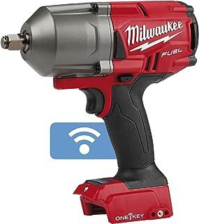 Milwaukee 4933459726 M18ONEFHIWF12-0 18V Body Only Cordless Impact Wrench, 18 V