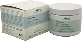 Aveda Outer Peace Blemish Relief Pads, 50 Count