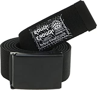 Rough Enough Designer Tactical Belts for Men with Heavy Military Elastic Webbing