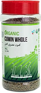Organic Cumin Whole 200g