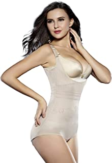 Women's Body Briefer Smooth Wear - Your Own Bra Slimmer Shapewear Bodysuits