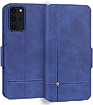 FYY Samsung S20 Plus Case, Ultra Slim PU Leather Wallet Case Protective Cover with Card Holders Kickstand Flip Case for Sa...