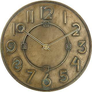 Best bulova clock gold Reviews