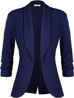 cozy fresh big sale famous brand Amazon.fr : Bleu - Tailleurs / Femme : Vêtements