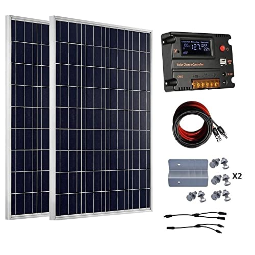 Solar Panel Kits: Amazon co uk
