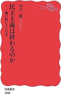 民主主義は終わるのか——瀬戸際に立つ日本 (岩波新書)