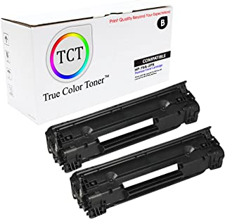 TCT Premium Compatible Toner Cartridge Replacement for HP 79A CF279A Black Works with HP Laserjet Pro M12A, M12W, MFP M26A M26NW Printers (1,000 Pages) - 2 Pack