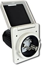 Best 50 amp 125/250v twist lock male connector Reviews