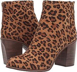 Leopard V-Suede