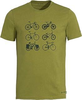 VAUDE Men's Men's Cyclist T-shirt V T-Shirt
