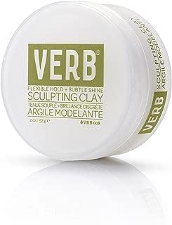 Verb Sculpting Clay - Flexible Hold + Subtle Shine 2oz