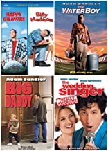 Adam Sandler 1990s Classics Collection: 5 Movies (Happy Gilmore / Billy Madison / The Waterboy / Big Daddy / The Wedding S...