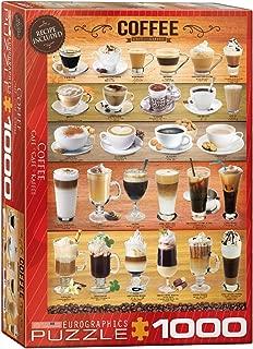 EuroGraphics Coffee Puzzle (1000-Piece)