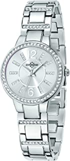 Chronostar R3753247502 Desiderio  Year Round Analog Quartz Silver Watch