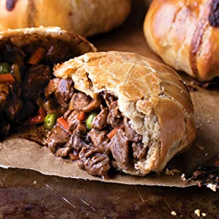 Omaha Steaks 4 (8 oz.) Steak Burgundy in Pastry