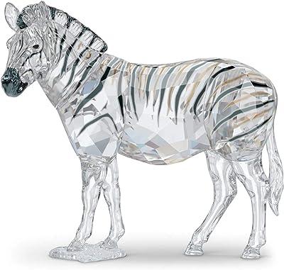 Swarovski Elegance of Africa SCS Annual Edition 2021 Zebra Amai Figurine