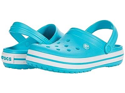 Crocs Kids Crocband Clog (Toddler/Little Kid) Kids Shoes