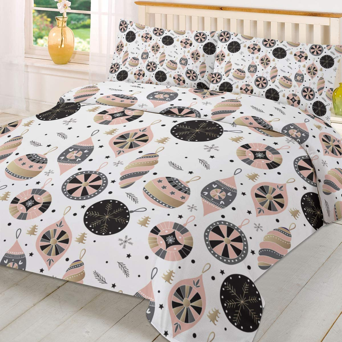 IDOWMAT Duvet Cover Set National products Full 3 All Piece D 1 Ranking TOP19 Season Bedding