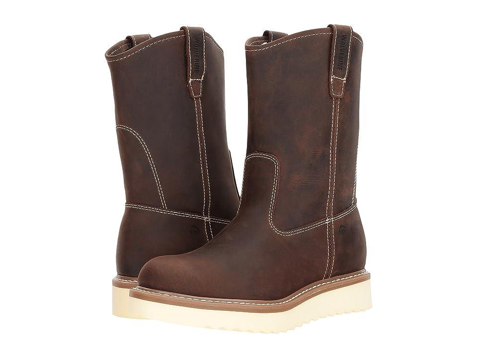 Wolverine Loader 10 Boot (Brown) Men