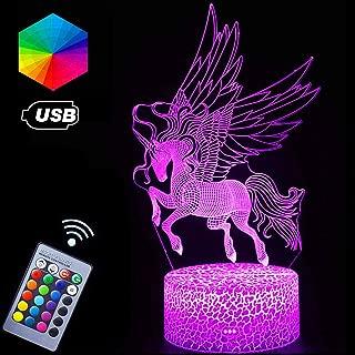 Best unicorn night light led Reviews