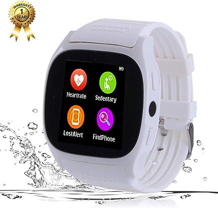 Smart Watch Phone Watch Bluetooth Smartwatch Fitness...