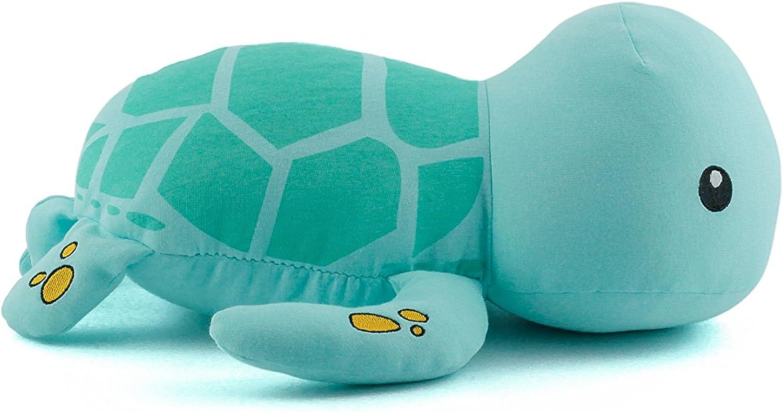 Elly Lu Tucker the sea turtle  organic stuffed animal (15 in)