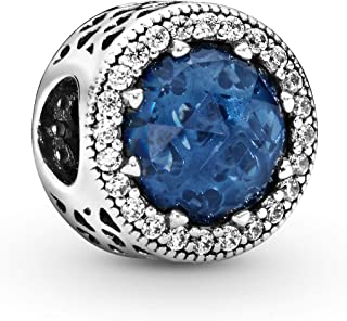 Pandora Women Silver Bead Charm - 791725NMB