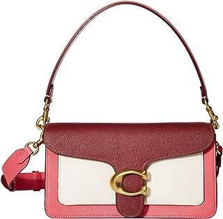 Color Block Tabby Shoulder Bag 26