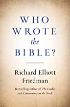 richard friedman who wrote the bible