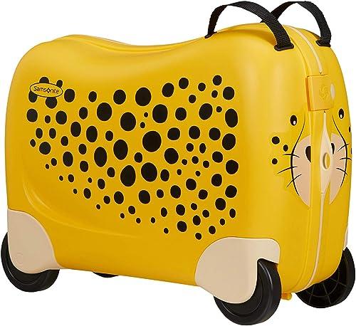 Samsonite Samsonite Dream Rider - Bagage Enfant, 51 cm, 28 L, Jaune (Cheetah C.)