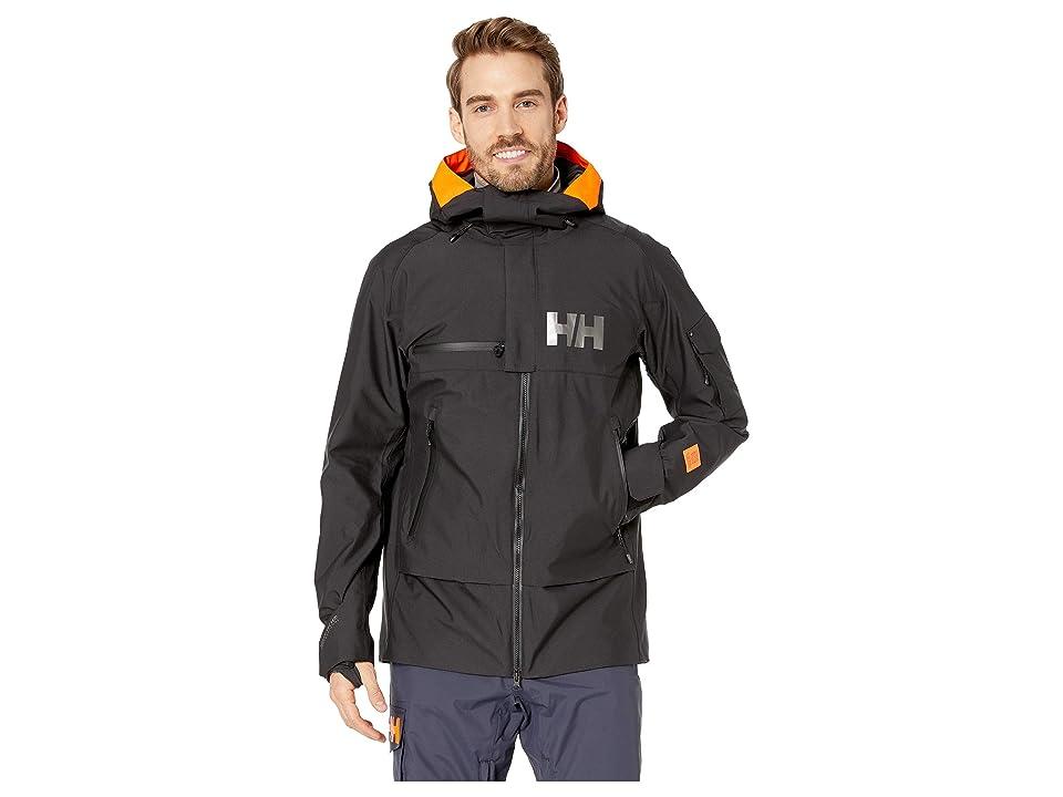 Helly Hansen Garibaldi Jacket (Black) Boy
