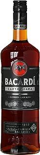 Bacardi Carta Negra Rum 1 x 1 l